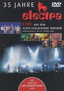 Electra - 35 Jahre Electra Das Konzert [2 DVDs]