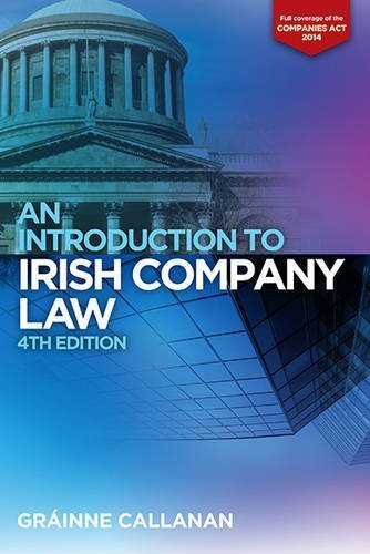 an-introduction-to-irish-company-law-by-grainne-callanan-2014-08-15