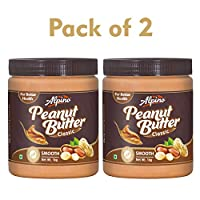 Classic Peanut Butter Smooth 2kg (1kg Pack of 2)