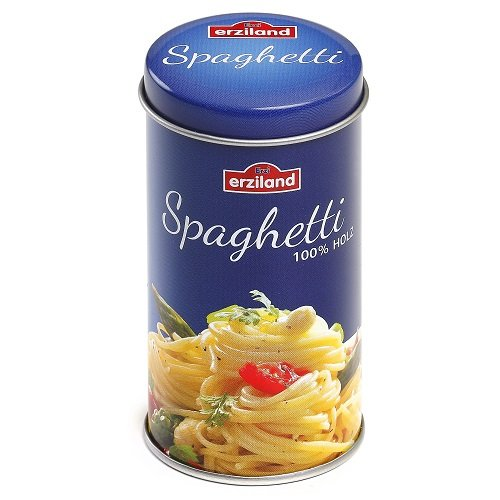 Spaghetti in der Dose