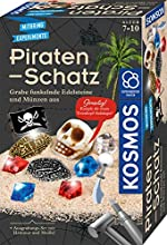 Piraten-Schatz: Experimentierkasten