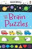 Over 80 Brain Puzzles (Usborne Puzzle Books)