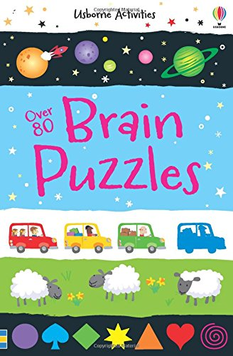 Brain Puzzles (Activity and Puzzle Books)