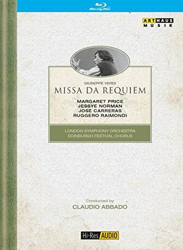 Verdi: Missa da Requiem (Hi-Res Audio) [Blu-ray]