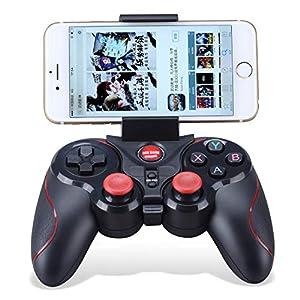 OOFAY S5 Wireless Controller Bluetooth 3.0 Gamepads Gaming Fernbedienung Bluetooth Für Android IOS Tablet PC TV Box Joystick