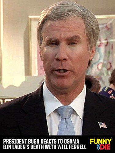 President Bush Reacts to Osama Bin Laden's Death with Will Ferrell [OV]