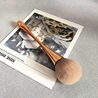 fast-shop Extra Large Loose Powder Brush Can Not Lint Honey Powder Brush Makeup Brush Soft Set Makeup Brush Blush Brush No Trace Small Waist Makeup