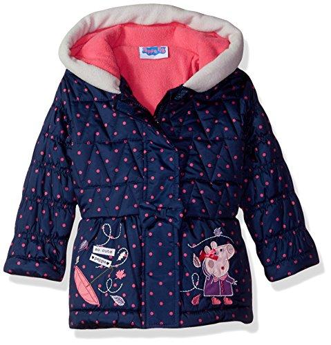 Happy Threads Peppa Pig So Cute Peppa Puffer Jacket