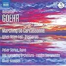 Goehr: Pastorals (When Adam Fell) (Peter Serkin, Oliver Knussen, BBC Symphony Orchestra, London Sinfonietta) (Naxos: 8573052)