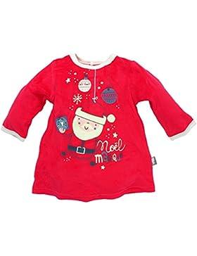 Petit Béguin - Baby Mädchen Nicki Kleid Weihnachten Christmas
