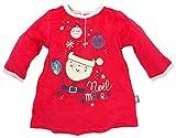 Petit Béguin Baby Mädchen Nicki Kleid Weihnachten Christmas Gr. 80 (12M)