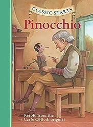 Classic Starts: Pinocchio: Retold from the Carlo Collodi Original