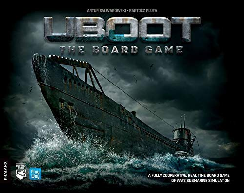 Phalanx Games PPHA07 U-Boot The Brettspiel