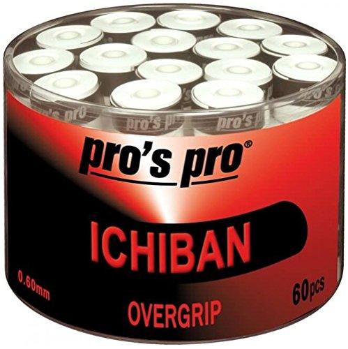 60 Griffbänder Ichiban weiss