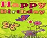 Happy Birthday (Gift Book/Gift Card): Fillable Love Notes (Gifts, Journal, Books, Birthday Card)