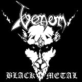 Venom: Black Metal (Ltd.Digipak Incl.10 Bonus Tracks) (Audio CD)