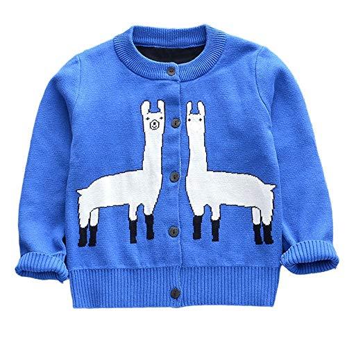 Soupliebe Suéter Abrigo suéter Niños Niñas Bebé