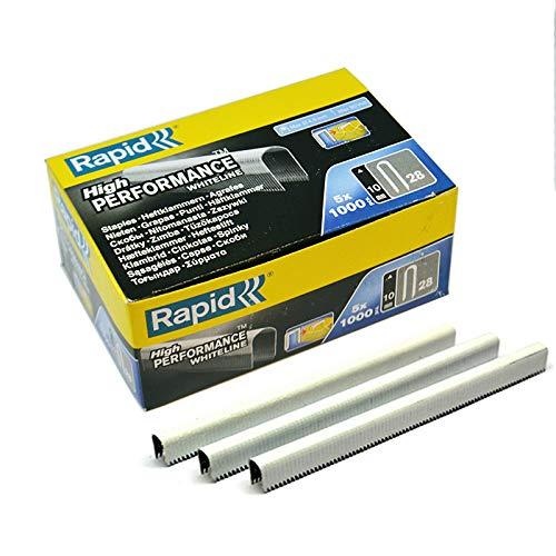Whiteline Rapid 28 Series R28 - 5000 grapas cables