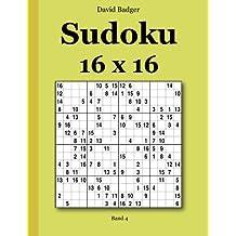 Sudoku 16 x 16 Band 4