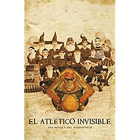 El atlético invisible (Mundodisco 37) (EXITOS)