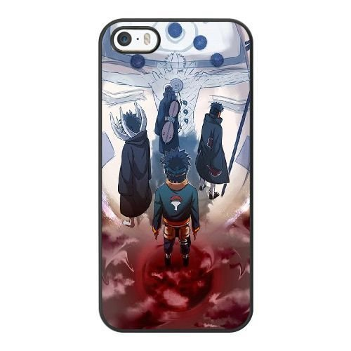 generic-cell-phone-case-for-cover-iphone-5-5s-se-black-pixiv-nohara-rin-obito-uchiha-x4t2bg