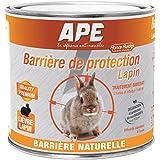 APE - REPULSIF 0137BB Barrière de Protection Lapins Granules, Transparent...