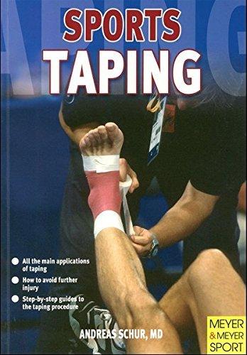 Portada del libro Sports Taping by Andreas Schur (2007-03-01)