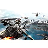 "CGC enorme – Póster de Just Cause 2 Rico PS3 XBOX 360 pc – jus004, papel, 24"" x 36"" (61cm x 91.5cm)"