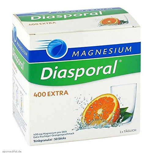 Magnesium Diasporal 400 extra Trinkgranulat, 50 St. [Magnesium-Ion 400 mg]