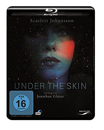 Under the Skin [Blu-ray]