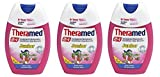 Theramed 2 in 1 Kinder Junior ab 6 Jahre, 3er Pack (3 x 75 ml)