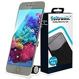 Seitronic Display für iPhone 6S LCD mit RETINA Glas Scheibe VORMONTIERT - WEISS - WHITE -