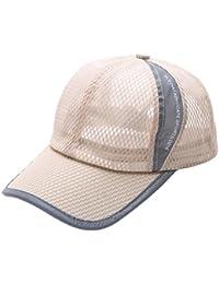 be5f48283326ae Solike Sommer Breathable Mesh Baseballmütze Baseball Tennis Lauren Golf Cap  Sonne Sport kappe Outdoor Aktivitäten Caps