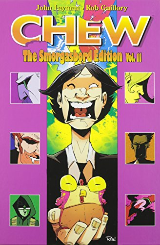 Chew Smorgasbord Edition Volume 2 Signed & Numbered Edition
