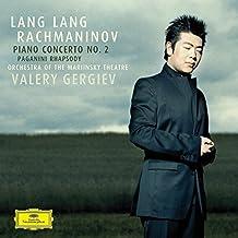 Klavierkonzert 2+Paganini-Rhapsodie [Vinyl LP]