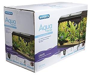 Interpet Aquaverse Glass Aquarium Fish Tank