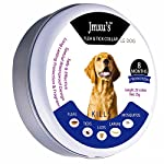 flea and tick collar for dogs tick collar for flea treatment prevention control one size fits all 6 month protection (8 month protection) Flea and Tick Collar for Dogs Tick Collar for Flea Treatment Prevention Control One Size Fits All 6 Month Protection (8 Month Protection) 51UU3tXJYML