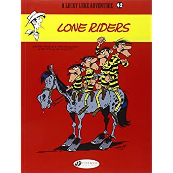 Lucky Luke - tome 42 Lone Riders (42)