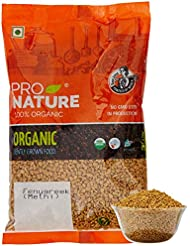 Pro Nature Organic Fenugreek Methi, 200g