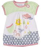Phister & Philina Baby - Mädchen EDA BUD Kleid Kleid,,per pack Mehrfarbig (bright Bri),68 (Herstellergröße:68)