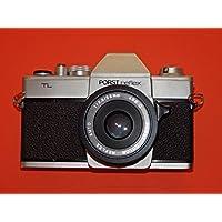 FOTOTECHNIK by LLL Cámara Réflex fotos porst Reflex TL–SLR Camera incl. Lente–porst Color Reflex Auto 1: 2.8/55mm Diámetro 49# técnica–OK–by lll # #