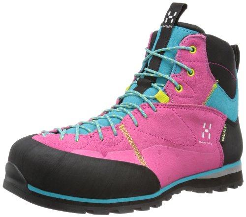 Haglöfs HAGLÖFS ROC LEGEND MID Q GT Trekking & Hiking Shoes Womens Pink COSMIC PINK Size: 3.5 (36 EU)