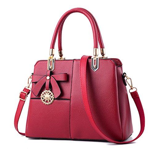 Gli allievi dello zaino delle donne delle borse delle donne brandnew di modo modifica la vendita poco costosa di cuoio di alta qualità del pacchetto di svago Borse a tracolla(DFMP10) c
