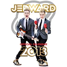 Official Jedward 2013 Calendar