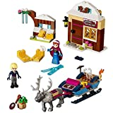 Lego Disney Anna and Kristoff's Sleigh Adventure Building Kit, Multi Color