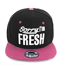 Original Snapback Sorry I'm Fresh