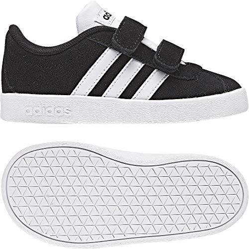 best loved 21855 c649b ... scarpe da ginnastica basse unisex-bimbi 0-24, ne · Zoom IMG-1 adidas vl  court 2 0