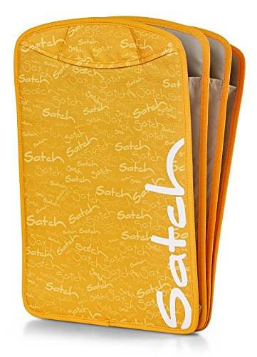 Preisvergleich Produktbild Satch Zubehör Heftbox TripleFlex orange 969 allover print orange