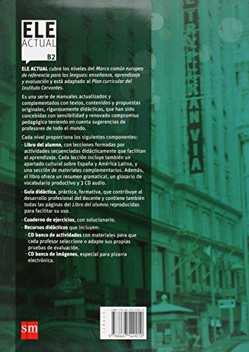 ELE ACTUAL B2. Libro del alumno + CD audio