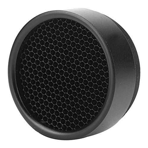 Tbest Anti-Reflection Device Lens Cover Protector Antireflexionsgerät-Objektivdeckel-Schutz, dauerhafter Plastik Antireflexions-Sonnenschutz-Schutzabdeckung für Trijicon SRS DR 1-4X Scope(40mm)